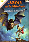 Cover for Joyas de la Mitología (Editorial Novaro, 1962 series) #65