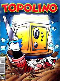 Cover Thumbnail for Topolino (The Walt Disney Company Italia, 1988 series) #2309