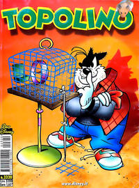 Cover Thumbnail for Topolino (The Walt Disney Company Italia, 1988 series) #2320