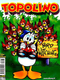 Cover Thumbnail for Topolino (The Walt Disney Company Italia, 1988 series) #2335