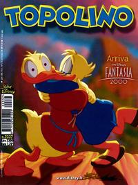 Cover Thumbnail for Topolino (The Walt Disney Company Italia, 1988 series) #2337