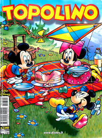 Cover Thumbnail for Topolino (The Walt Disney Company Italia, 1988 series) #2340