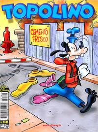 Cover Thumbnail for Topolino (The Walt Disney Company Italia, 1988 series) #2346