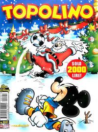 Cover Thumbnail for Topolino (The Walt Disney Company Italia, 1988 series) #2351