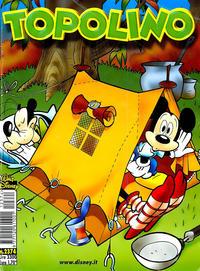 Cover for Topolino (The Walt Disney Company Italia, 1988 series) #2374
