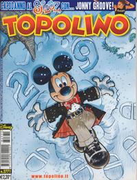 Cover Thumbnail for Topolino (The Walt Disney Company Italia, 1988 series) #2771