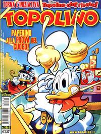 Cover for Topolino (The Walt Disney Company Italia, 1988 series) #2863