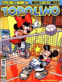 Cover Thumbnail for Topolino (The Walt Disney Company Italia, 1988 series) #2866