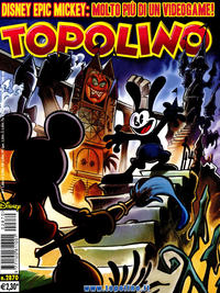 Cover Thumbnail for Topolino (The Walt Disney Company Italia, 1988 series) #2870
