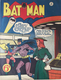 Cover Thumbnail for Batman (K. G. Murray, 1950 series) #43