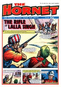 Cover Thumbnail for The Hornet (D.C. Thomson, 1963 series) #35