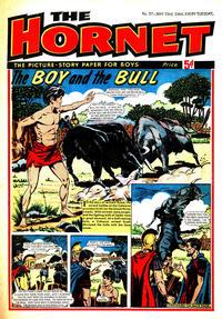 Cover Thumbnail for The Hornet (D.C. Thomson, 1963 series) #37
