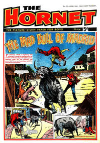 Cover Thumbnail for The Hornet (D.C. Thomson, 1963 series) #32