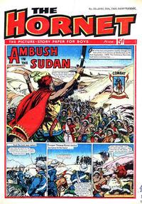 Cover Thumbnail for The Hornet (D.C. Thomson, 1963 series) #33