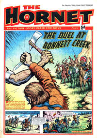 Cover Thumbnail for The Hornet (D.C. Thomson, 1963 series) #36