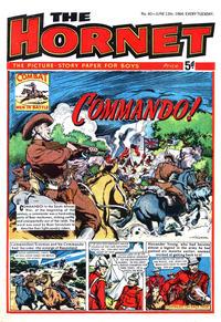 Cover Thumbnail for The Hornet (D.C. Thomson, 1963 series) #40
