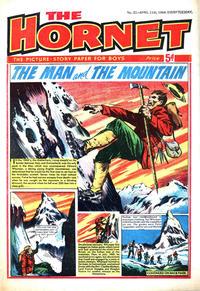 Cover Thumbnail for The Hornet (D.C. Thomson, 1963 series) #31