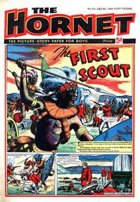 Cover Thumbnail for The Hornet (D.C. Thomson, 1963 series) #43