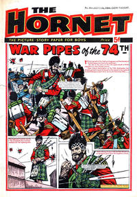 Cover Thumbnail for The Hornet (D.C. Thomson, 1963 series) #44