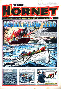 Cover Thumbnail for The Hornet (D.C. Thomson, 1963 series) #47