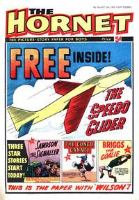 Cover Thumbnail for The Hornet (D.C. Thomson, 1963 series) #56