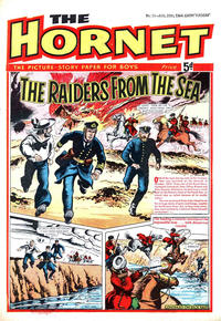 Cover Thumbnail for The Hornet (D.C. Thomson, 1963 series) #51