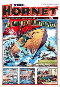 Cover Thumbnail for The Hornet (D.C. Thomson, 1963 series) #52