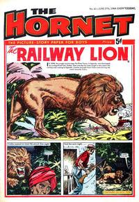 Cover Thumbnail for The Hornet (D.C. Thomson, 1963 series) #42