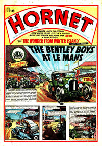 Cover Thumbnail for The Hornet (D.C. Thomson, 1963 series) #19