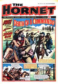 Cover Thumbnail for The Hornet (D.C. Thomson, 1963 series) #57