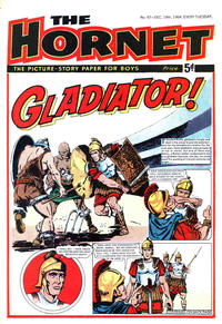 Cover Thumbnail for The Hornet (D.C. Thomson, 1963 series) #67