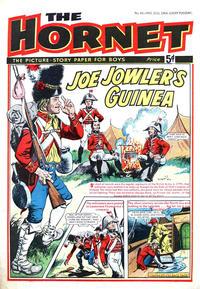 Cover Thumbnail for The Hornet (D.C. Thomson, 1963 series) #63