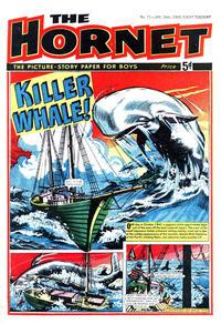 Cover Thumbnail for The Hornet (D.C. Thomson, 1963 series) #71