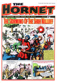 Cover Thumbnail for The Hornet (D.C. Thomson, 1963 series) #64