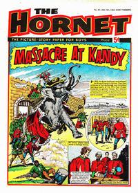 Cover Thumbnail for The Hornet (D.C. Thomson, 1963 series) #65