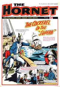 Cover Thumbnail for The Hornet (D.C. Thomson, 1963 series) #74