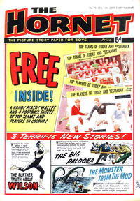 Cover Thumbnail for The Hornet (D.C. Thomson, 1963 series) #75