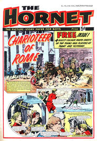 Cover Thumbnail for The Hornet (D.C. Thomson, 1963 series) #76