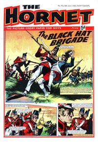 Cover Thumbnail for The Hornet (D.C. Thomson, 1963 series) #72