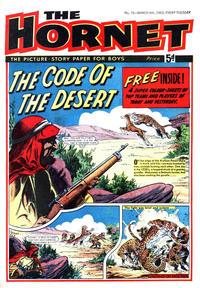 Cover Thumbnail for The Hornet (D.C. Thomson, 1963 series) #78