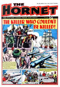 Cover Thumbnail for The Hornet (D.C. Thomson, 1963 series) #80