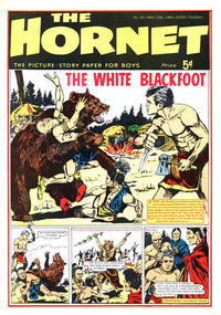 Cover Thumbnail for The Hornet (D.C. Thomson, 1963 series) #88