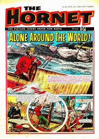 Cover Thumbnail for The Hornet (D.C. Thomson, 1963 series) #83