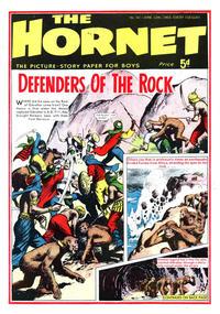 Cover Thumbnail for The Hornet (D.C. Thomson, 1963 series) #92