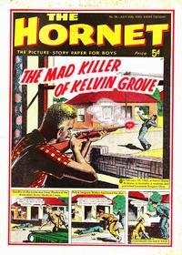 Cover Thumbnail for The Hornet (D.C. Thomson, 1963 series) #96