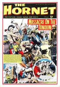 Cover Thumbnail for The Hornet (D.C. Thomson, 1963 series) #97