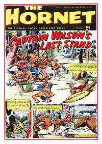 Cover Thumbnail for The Hornet (D.C. Thomson, 1963 series) #101