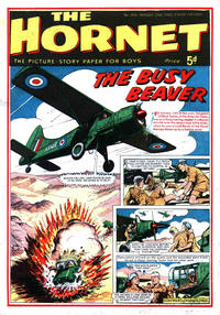 Cover Thumbnail for The Hornet (D.C. Thomson, 1963 series) #103