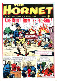 Cover Thumbnail for The Hornet (D.C. Thomson, 1963 series) #95