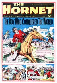 Cover Thumbnail for The Hornet (D.C. Thomson, 1963 series) #102